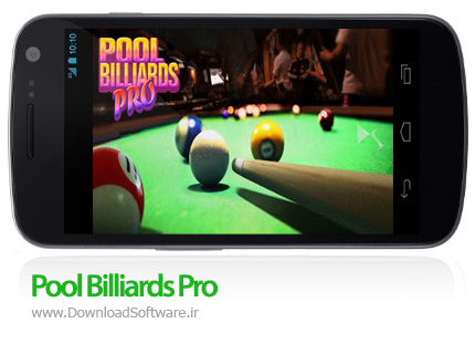 دانلود Pool Billiards Pro