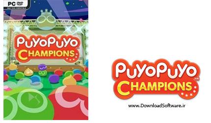 دانلود بازی Puyo Puyo Champions 2019 برای PC