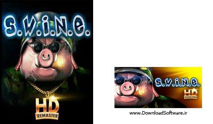 دانلود بازی SWINE HD Remaster برای کامپیوتر