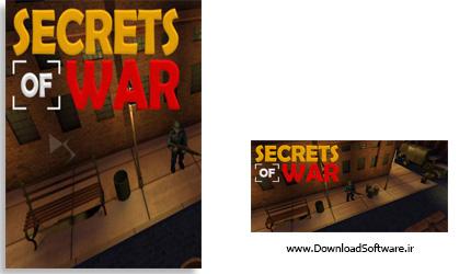دانلود بازی Secrets of War برای کامپیوتر