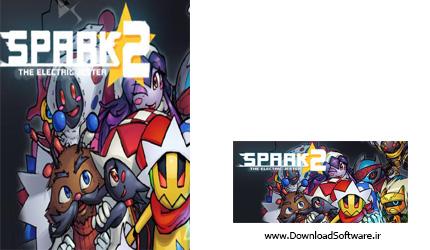 دانلود بازی Spark the Electric Jester 2 برای کامپیوتر