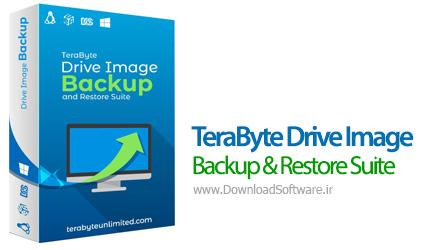 دانلود TeraByte Drive Image Backup & Restore Suite - پشتیبان گیری از هارد دیسک