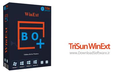 دانلود TriSun WinExt Pro - نرم افزار سازماندهی فایل ها ویندوز