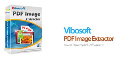 دانلود Vibosoft PDF Image Extractor