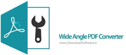 دانلود Wide Angle PDF Converter