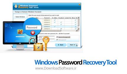 دانلود Windows Password Recovery Tool Pro ابزار بازیابی پسورد ویندوز