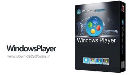 دانلود ویندوز پلیر WindowsPlayer Portable