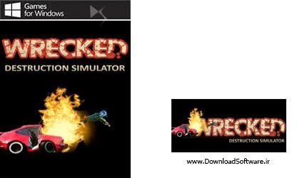 دانلود بازی Wrecked Destruction Simulator برای PC