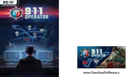 دانلود بازی 911 Operator Single City Run برای کامپیوتر