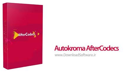 دانلود Autokroma AfterCodecs - پلاگین رندر برای افتر افکت