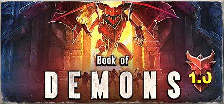 دانلود بازی Book of Demons برای کامپیوتر