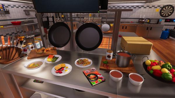 دانلود بازی Cooking Simulator برای کامپیوتر