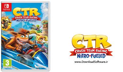 دانلود دیتای بازی Crash Team Racing Nitro-Fueled برای PS4