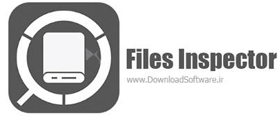 دانلود Files Inspector Pro – نرم افزار آزادسازی و مدیریت فضای هارد دیسک