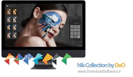دانلود Nik Collection by DxO - مجموعه پلاگین های ویرایش عکس