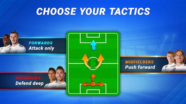 دانلود Online Soccer Manager (OSM) بازی مربیگری فوتبال آنلاین اندروید