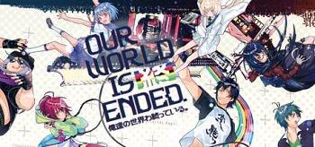 دانلود بازی Our World Is Ended برای کامپیوتر