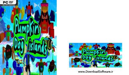 دانلود بازی Pumpkin Dog Islands برای کامپیوتر