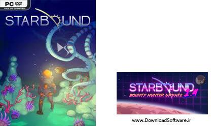 دانلود بازی Starbound Bounty Hunter برای کامپیوتر