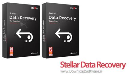 دانلود برنامه Stellar Data Recovery Technician / Premium - نرم افزار بازیابی اطلاعات