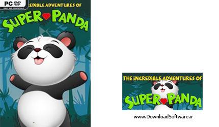 دانلود بازی The Incredible Adventures of Super Panda برای PC