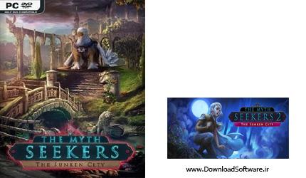 دانلود بازی The Myth Seekers 2 The Sunken City برای کامپیوتر