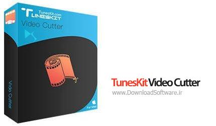 دانلود TunesKit Video Cutter - بهترین نرم افزار برش فیلم برای ویندوز
