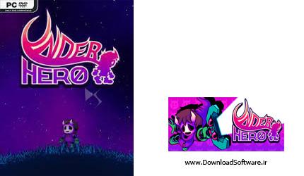 دانلود بازی Underhero برای کامپیوتر