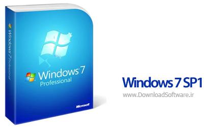 دانلود ویندوز سون Windows 7 SP1 AIO 22in1 x64