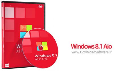 دانلود Windows 8.1 Aio x86/x64 جدیدترین نسخه ویندوز 8.1