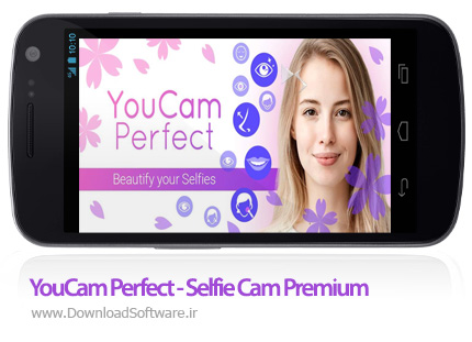 دانلود YouCam Perfect - Selfie Cam Premium