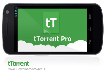 دانلود tTorrent - ad free
