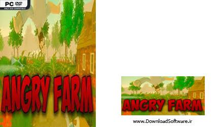 دانلود بازی Angry Farm برای کامپیوتر