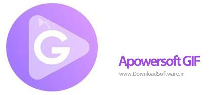 دانلود Apowersoft GIF - نرم افزار ساخت فایل گیف