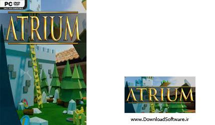 دانلود بازی Atrium برای کامپیوتر