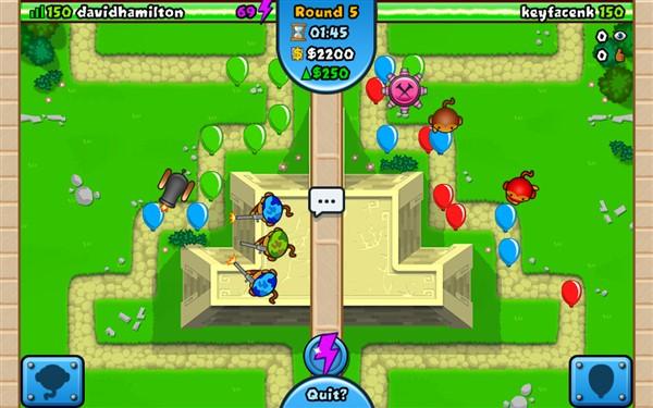 دانلود Bloons TD Battles بازی نبرد میمون ها برای اندروید