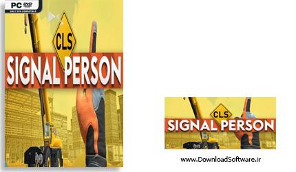 دانلود بازی CLS Signal Person برای کامپیوتر