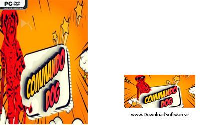 دانلود بازی Commando Dog برای کامپیوتر
