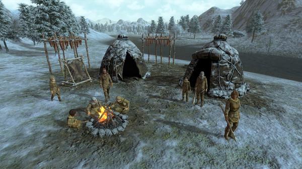 بازی Dawn Of Man Combat برای pc