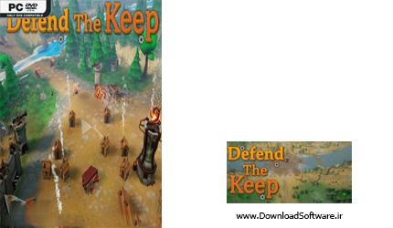 دانلود بازی Defend The Keep برای کامپیوتر
