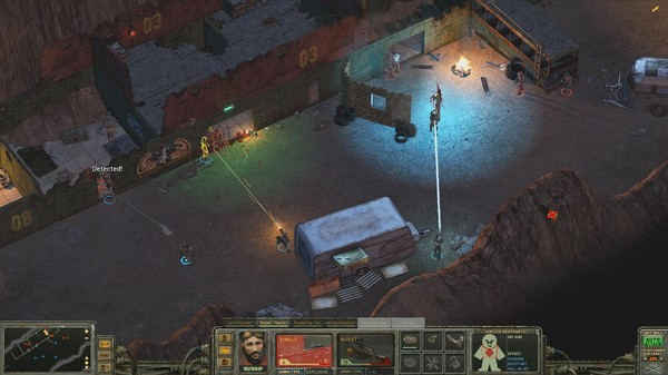 تصاویر بازی Dustwind v5733