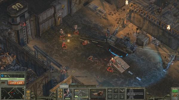 بازی کامپیوتری Dustwind v5733