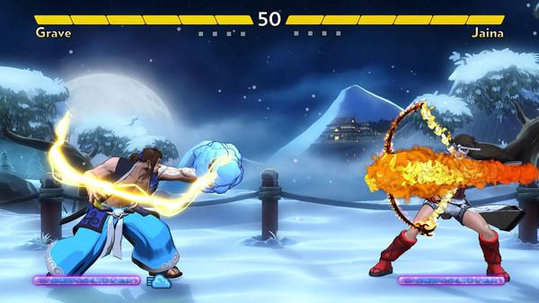 بازی اکشن Fantasy Strike