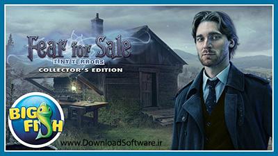 دانلود بازی Fear for Sale Tiny Terrors برای PC