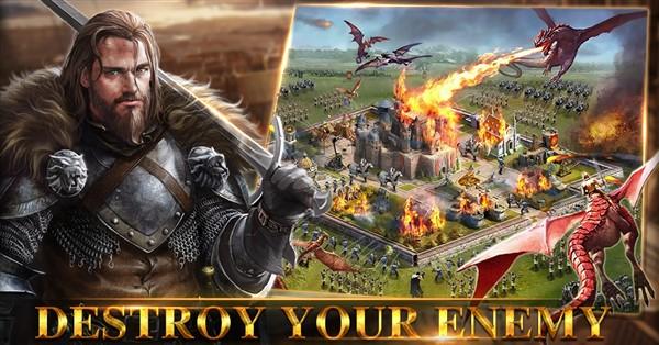 دانلود Game of Kings The Blood Throne بازی پادشاهان: تاج و تخت خونین اندروید