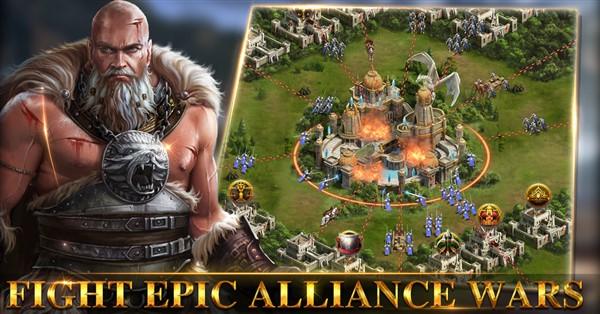 دانلود بازی جدید استراتژیکی Game of Kings The Blood Throne