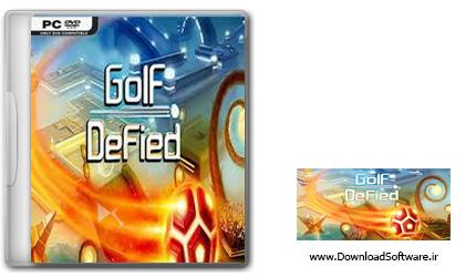 دانلود بازی کم حجم Golf Defied برای کامپیوتر