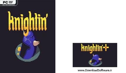 دانلود بازی کم حجم Knightin Plus برای کامپیوتر