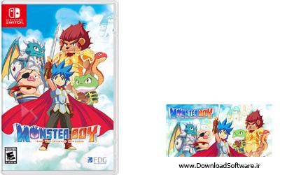 دانلود بازی Monster Boy and the Cursed Kingdom برای کامپیوتر