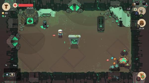 بازی جدید کامپیوتری Moonlighter Between Dimensions